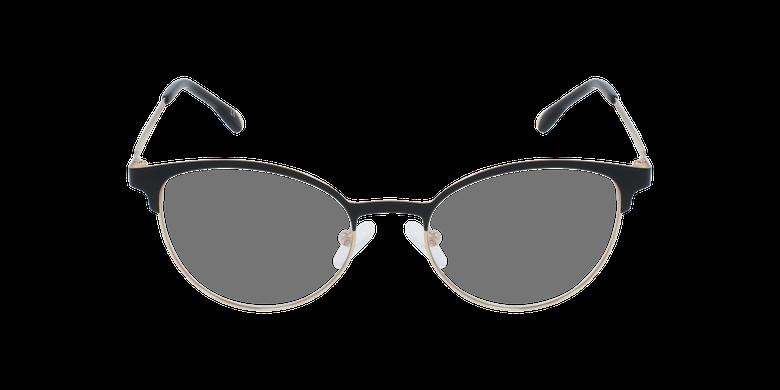 Gafas graduadas mujer MAGIC 54 BLUEBLOCK negro/dorado