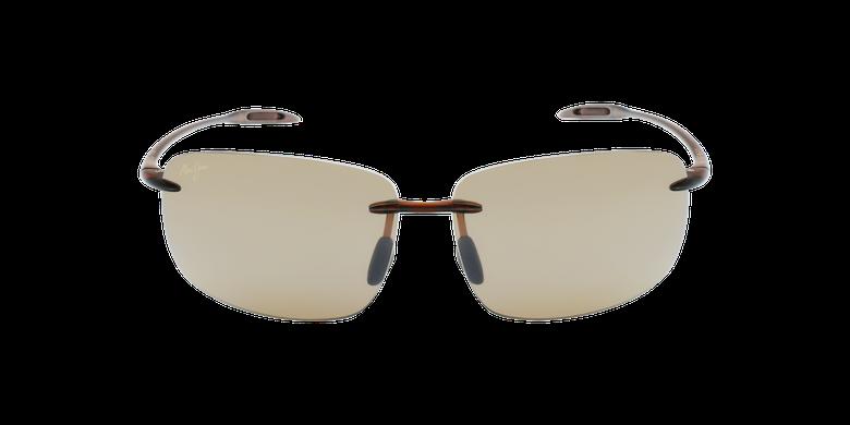 Gafas de sol Breakwall marrónvista de frente
