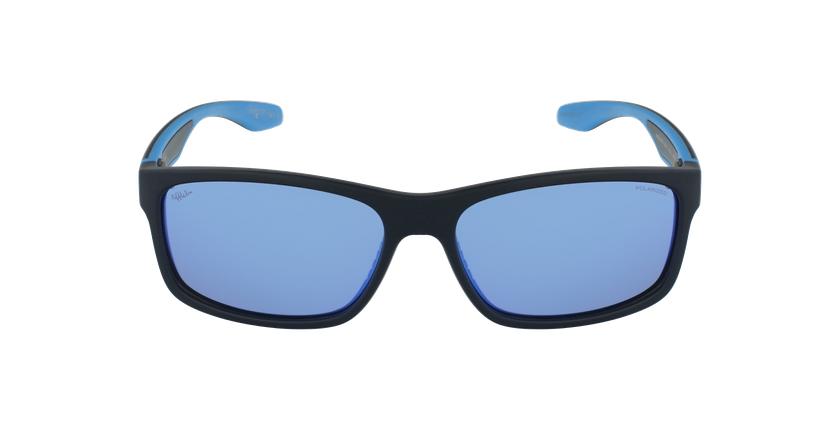 Gafas de sol DUSTIN POLARIZED azul - vista de frente