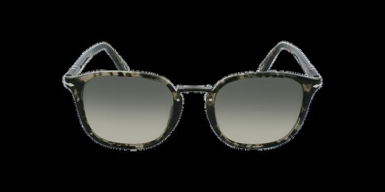 Gafas de sol hombre 0PO3186S negro/grisvista de frente