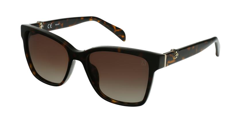 Gafas de sol mujer STOA89V marrón - vue de 3/4