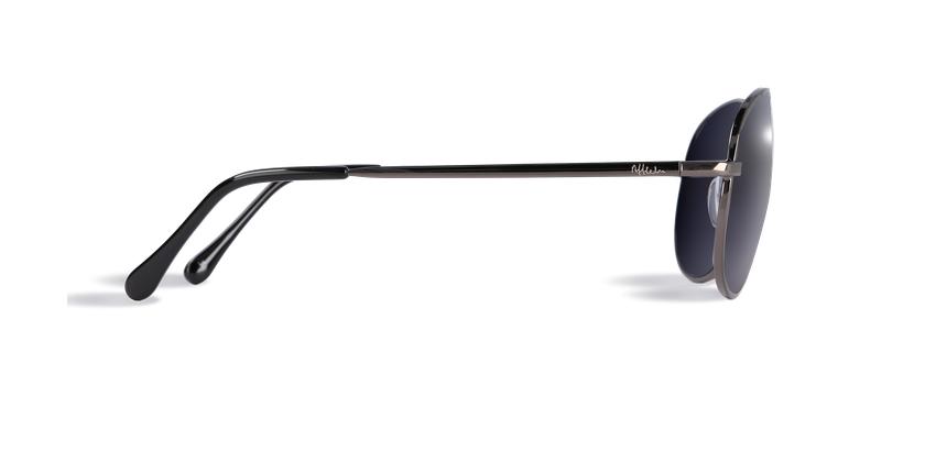 Gafas de sol hombre CADIZ negro - vista de lado