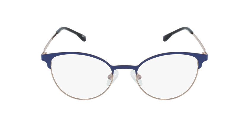 Gafas graduadas mujer MAGIC 54 BLUEBLOCK morado/dorado - vista de frente