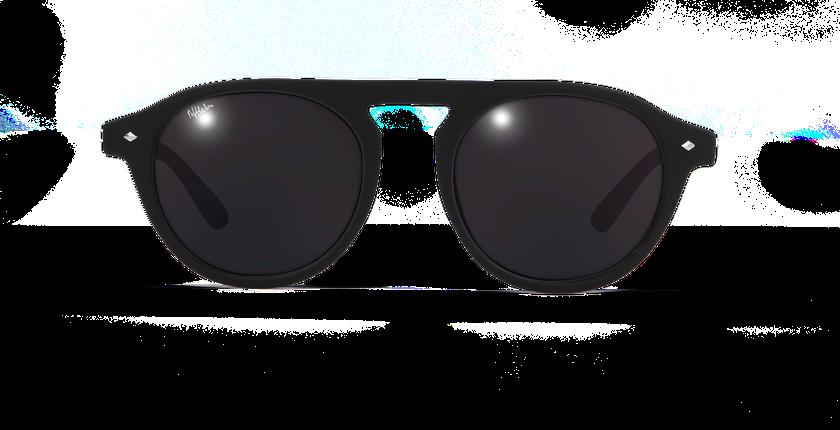 Gafas de sol mujer ACAPULCO negro - vista de frente