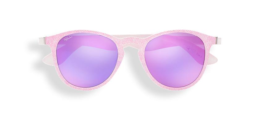 Gafas de sol mujer VARESE POLARIZED rosa - vista de frente