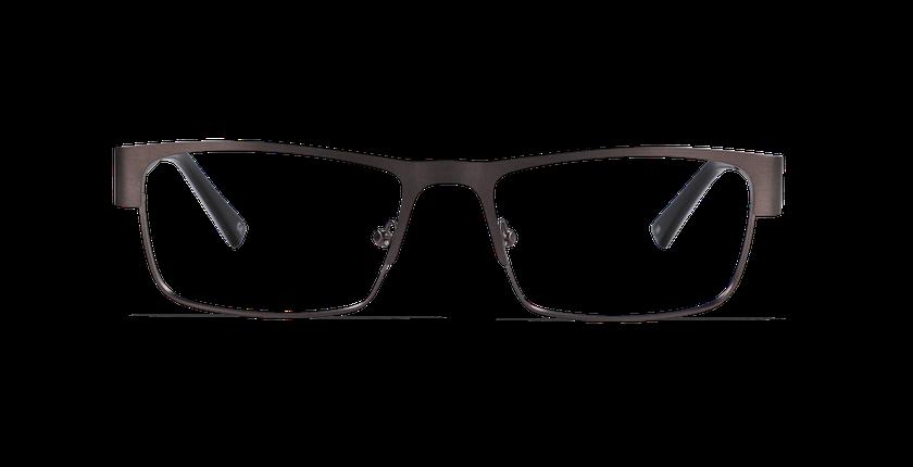 Gafas graduadas hombre ALLAN verde - vista de frente