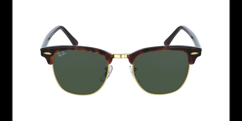 Gafas de sol CLUBMASTER marrón/careyvista de frente