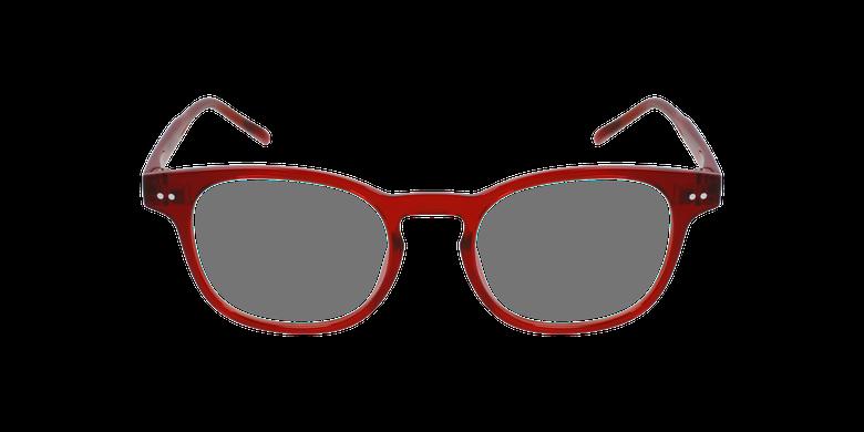 Gafas graduadas niños MAGIC 50 BLUEBLOCK rojovista de frente