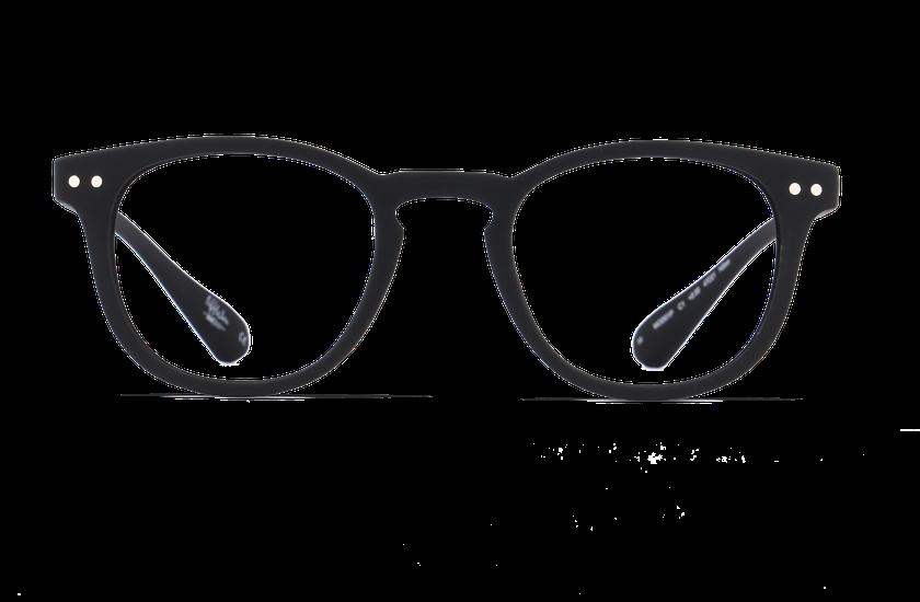 Gafas graduadas BLUE BLOCK UNISEX negro - danio.store.product.image_view_face