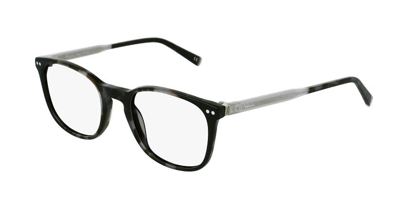 Gafas graduadas VERDI gris - vue de 3/4