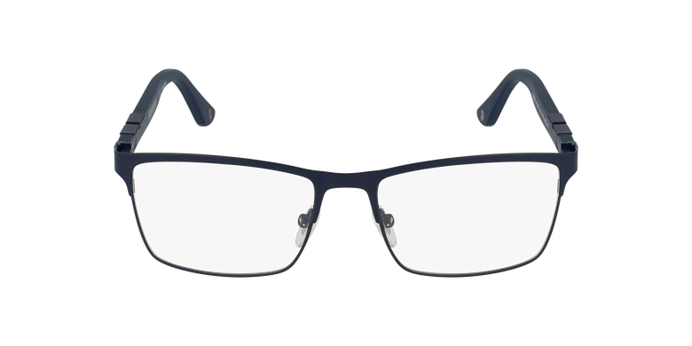 Gafas graduadas hombre VPL885 azul/azulvista de frente