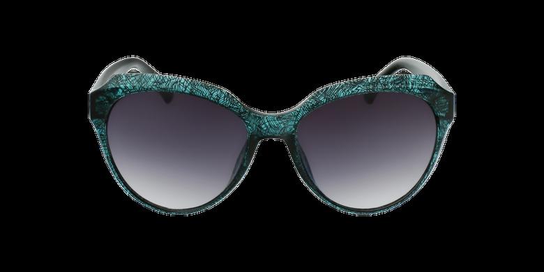 Gafas de sol mujer CANI verde/negro