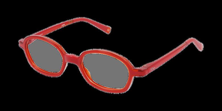 Gafas graduadas niños RFOM2 rojo/naranja