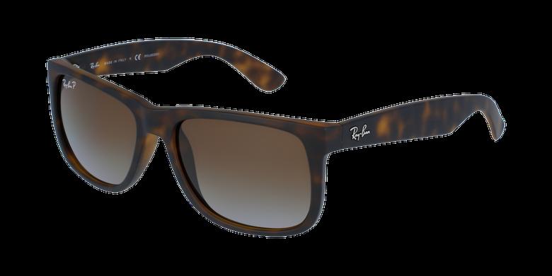 Gafas de sol hombre JUSTIN marrón/marrón