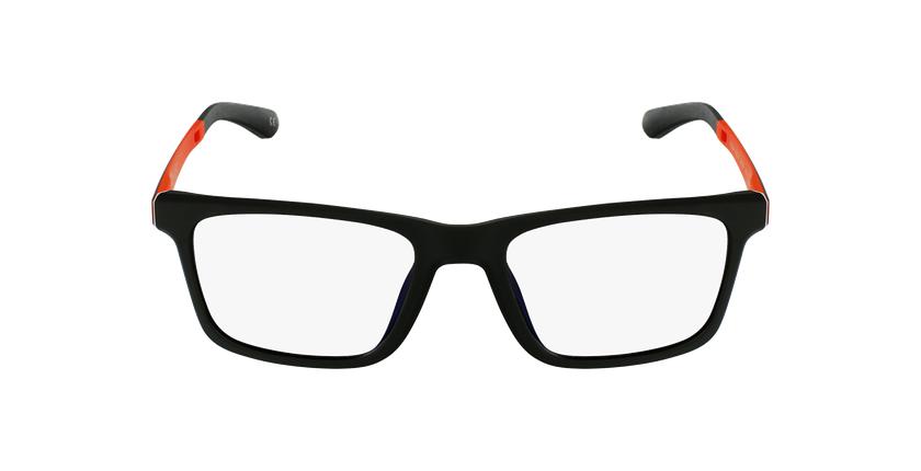 Gafas graduadas niños MAGIC 64 negro/naranja - vista de frente