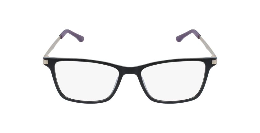 Gafas graduadas mujer MAGIC 61 BLUEBLOCK negro - vista de frente
