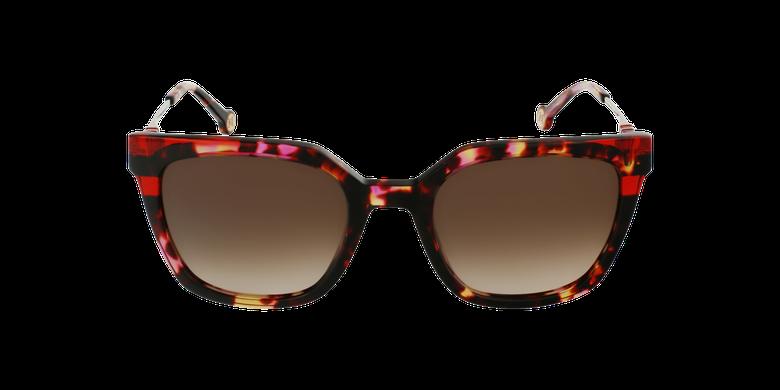 Gafas de sol mujer SHE864 marrón/rosavista de frente