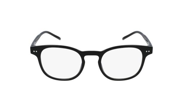 Gafas graduadas niños MAGIC 50 BLUEBLOCK negro - vista de frente