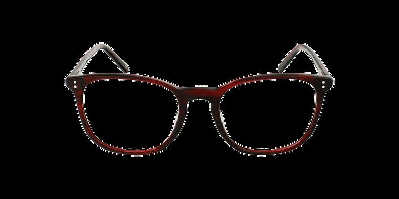 Gafas graduadas hombre MAXENCE rojo