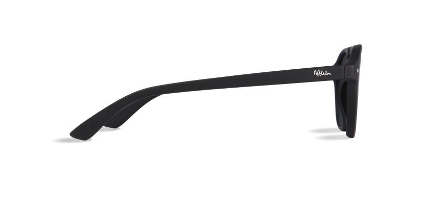 Gafas de sol mujer ACAPULCO negro - vista de lado