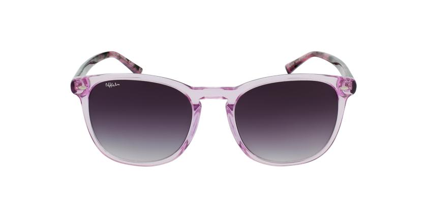 Gafas de sol JACK rosa/carey - vista de frente