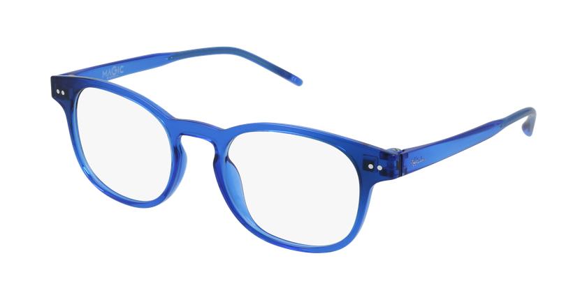 Gafas graduadas niños MAGIC 50 BLUEBLOCK azul - vue de 3/4