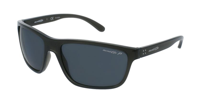 Gafas de sol hombre BOOGER gris - vue de 3/4