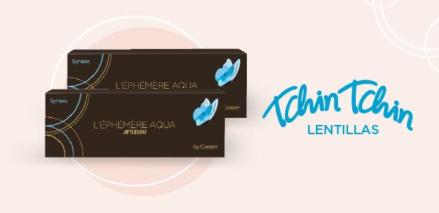 Oferta Tchin Tchin Lentillas