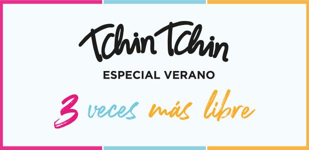 Logo oferta Tchin Tchin Sol