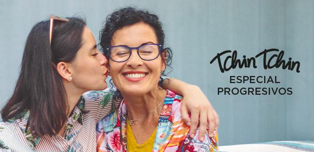 Oferta en gafas progresivas