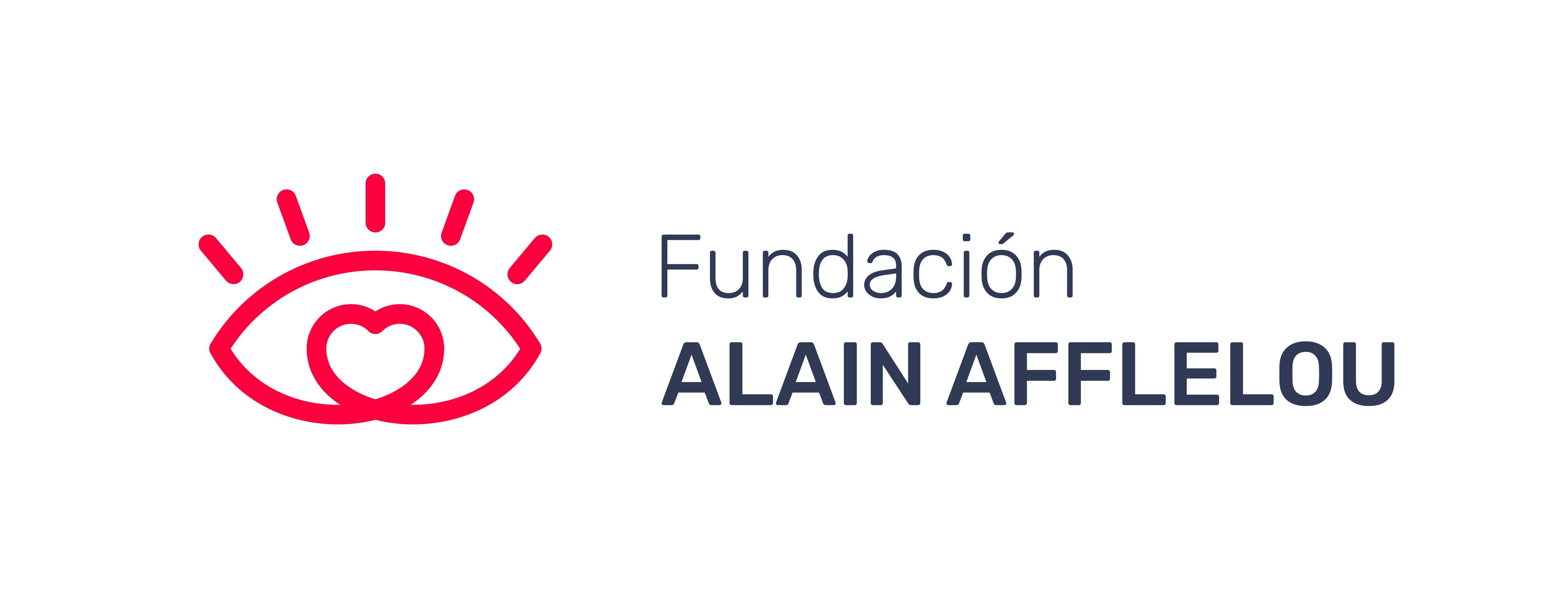 Logo Fundación Alain Afflelou