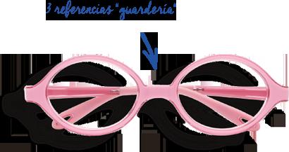 gafas guardería