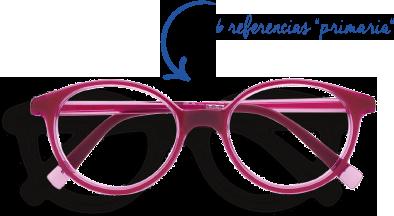 gafas primaria