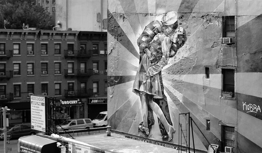 vision en blanco y negro