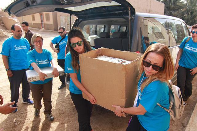 Día 6 – Merzouga – Erfoud – Continúan las revisiones en la pequeña localidad de Maadid