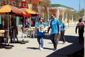 Día 2. Tánger – Fes. Visita a Volúbilis y Fes antes de llegar al desierto
