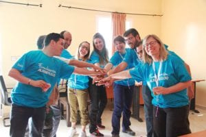 Día 5. Merzouga – Tamarna – Merzouga – Nuestros voluntarios revisan la vista a 236 personas en Tamarna