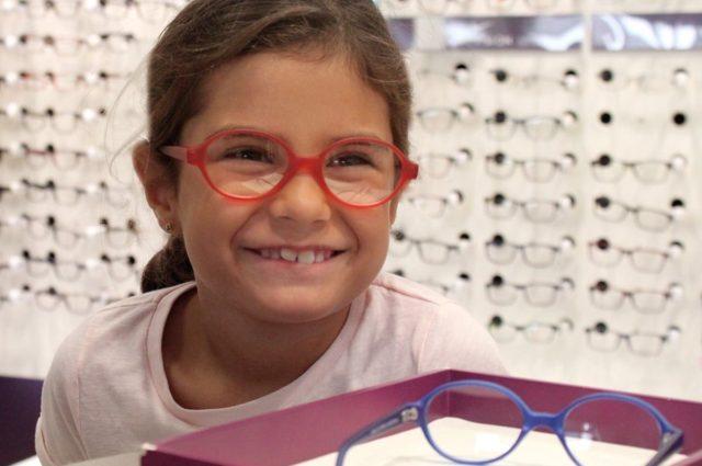 Vuelve la Campaña Escolar en favor de la Salud Visual