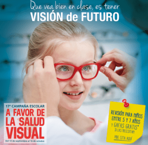La visión de los menores, afectada por la integración de nuevas tecnologías en el aula