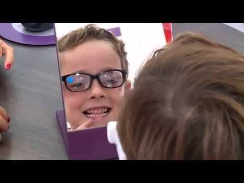 A los 7 años, la mayoría de los menores aún no se han realizado su primera revisión visual