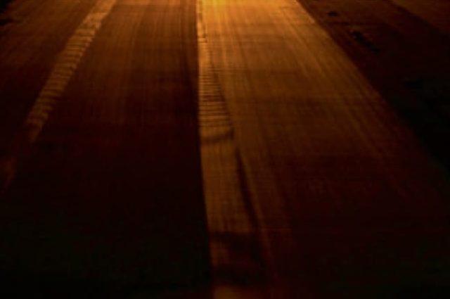 Conducción nocturna en el circuito del Jarama